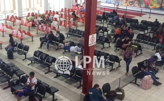 Salão de embarque do Aeroporto Internacional Johan Adolf Pengel será reformado e modernizado