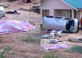 ATUALIZAÇÃO: Brasileira foi a vítima fatal em acidente no distrito de Commewijne