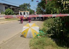 Tiroteio termina com a morte de um chinês em Paramaribo