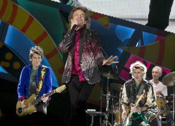 Stones anuncia 1º álbum de estúdio em 11 anos: 'Blue & Lonesome'