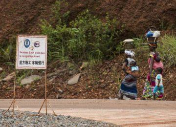 África olha cada vez mais para a China como modelo