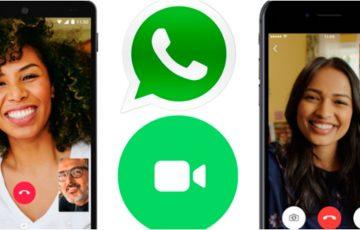WhatsApp libera chamada de vídeo