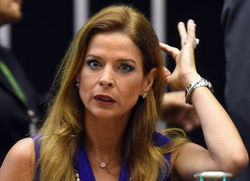 Sérgio Moro interroga mulher de Eduardo Cunha nesta quarta