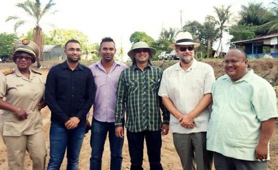Brasil apoia melhoramento do cultivo do arroz de terras altas no Suriname (Fotos)