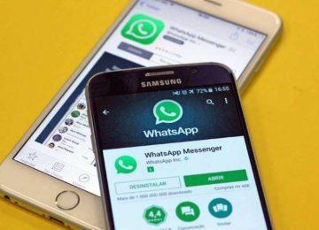Recurso do WhatsApp irá poupar memória do celular