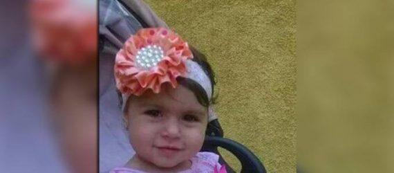 Bala perdida mata menina de 2 anos em lanchonete no Rio