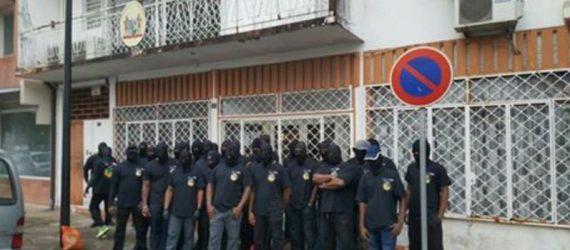 Embaixada do Suriname na Guiana Francesa foi atacada por manifestantes