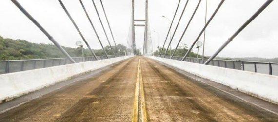 Estado do Amapá comemora a inauguração da ponte entre o Brasil e a Guiana Francesa ( Fotos )