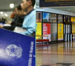 Criação de vagas e leilão de aeroportos nas manchetes de 17/03/17