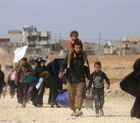 Mais de 28 mil iraquianos fugiram do oeste de Mossul em 10 dias de ofensiva contra Estado Islâmico