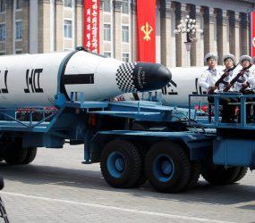 Coreia do Norte reitera ameaça de atingir EUA com mísseis