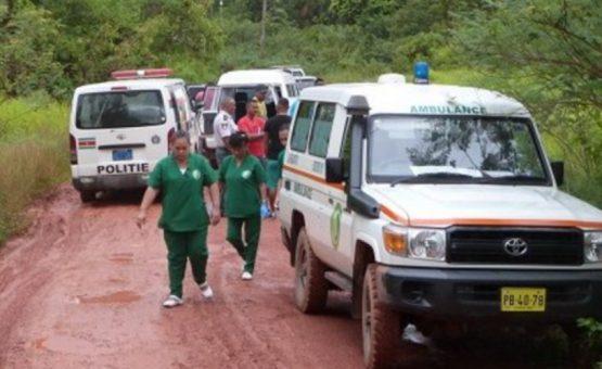 Assaltante perigoso foi baleado e morto pela polícia no Suriname