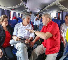 FHC e Dilma serão julgados em São Paulo e Lula, no Paraná