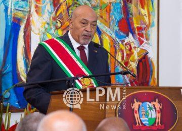 Pesquisa aponta que Desi Bouterse pode ser presidente pela terceira vez em 2020