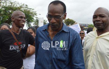 Sindicatos abrem processo e exigem que governo explique uso da violência contra manifestantes em Paramaribo