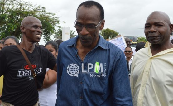 Líderes sindicais esperam mais apoio nas manifestações em Paramaribo