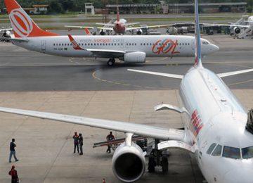 Aeronautas entram em estado de greve contra reforma trabalhista