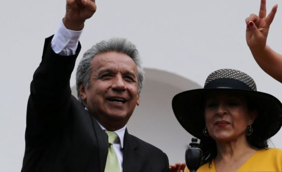 Recontagem confirma vitória de Moreno nas eleições presidenciais do Equador