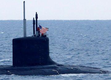 Trump envia submarino nuclear para a Península Coreana