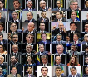 Fachin manda investigar 8 ministros, 24 senadores, 39 deputados e 3 governadores