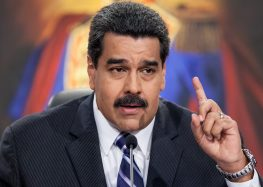 Maduro acusa o Ocidente de querer acabar com a Síria livre