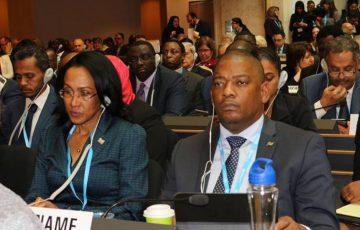 "Suriname participa da septuagésima ""Assembléia Mundial da Saúde"" na Suiça"