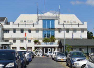 Diretor do Instituto Rio Branco visitou o Ministério das Relações Exteriores do Suriname