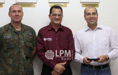 Delegado Rafael Pinto se despede da adidância da Polícia Federal em Paramaribo (Vídeo)