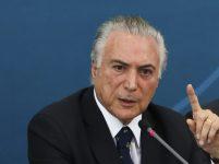 Risco Brasil aumenta 28,7%, mas não atinge patamar do impeachment