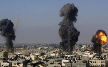 Bombardeios em cidade síria controlada pelo EI matam 35 pessoas