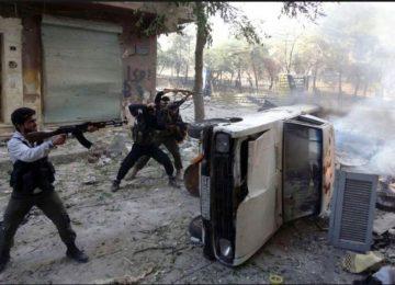 Força síria inicia batalha para retomar Raqqa do EI
