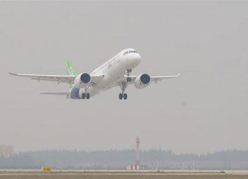 Avião da China Eastern faz pouso de emergência na Austrália