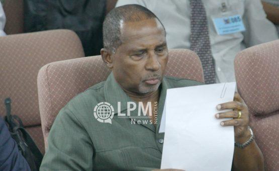 Ministro da Justiça e Polícia apresentou carta de demissão ao presidente Desi Bouterse