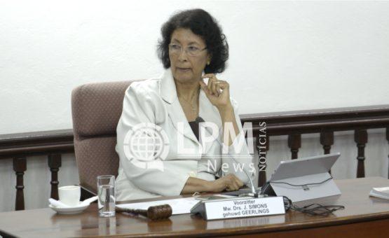 Polícia investiga tiros disparados contra a residência da presidente da Assembléia Nacional do Suriname (DNA)
