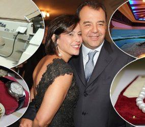 Operação da PF busca joias da esposa de Cabral
