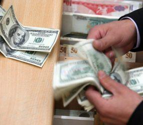 Dólar encerra em alta e encosta em R$3,25 com compras pontuais
