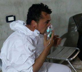 Gás sarin foi usado em ataque mortal na Síria em abril, diz Opaq