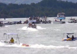 Autoridades confirmam 6 mortes em naufrágio na Colômbia