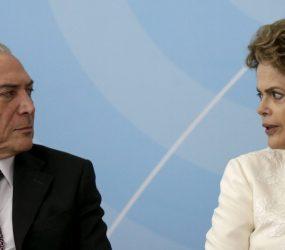 Sentença sobre chapa Dilma-Temer pode sair amanhã