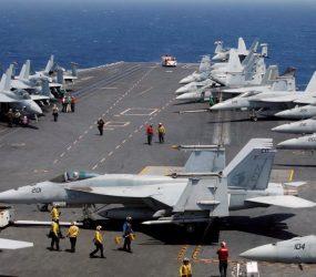 Bombardeiros dos EUA sobrevoam península coreana após teste de míssil da Coreia do Norte