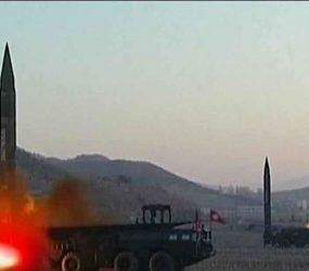 EUA planejam testar defesa de mísseis em meio a tensões com Coreia do Norte