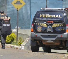 PF cumpre mandados contra empresários do transporte no Rio