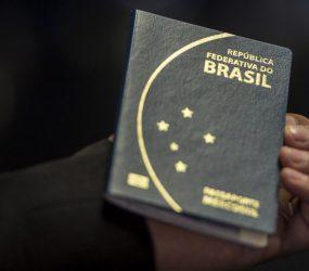 Casa da moeda retoma a emissão de passaportes nesta segunda