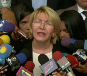 A fuga da procuradora venezuelana