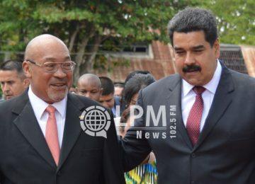 Presidente Desi Bouterse é contra intervenção militar na Venezuela