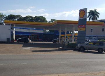 Posto de gasolina em Paramaribo foi assaltado por três homens armados