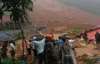 Mais de 400 mortos e 600 desaparecidos em catástrofe na Serra Leoa