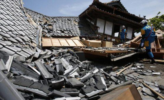 Sobe para 19 o número de mortos em forte terremoto no centro da China