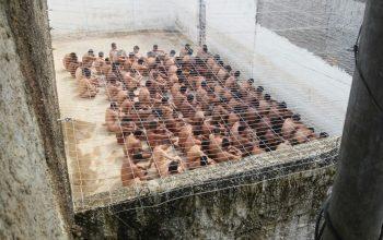 Revista em presídio encontra até roteador de internet em cela