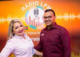 RÁDIO LPM 102.5 FM comemora mais um aniversário no Suriname (Fotos)